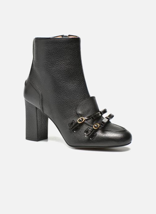 Stiefeletten & Boots Boutique Moschino Bot-bot schwarz detaillierte ansicht/modell