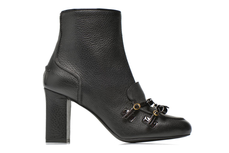 Bottines et boots Boutique Moschino Bot-bot Noir vue derrière