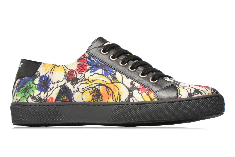 Chaussures à lacets Boutique Moschino Flower Multicolore vue derrière