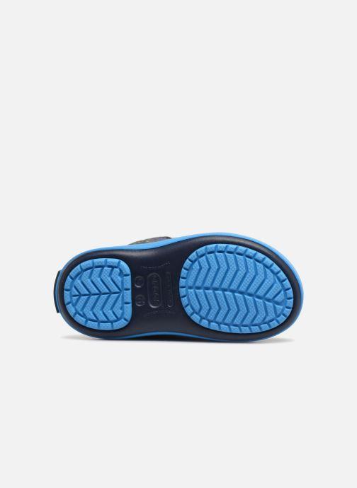 Botas Crocs Crocband Lodgepoint Graphic K Azul vista de arriba