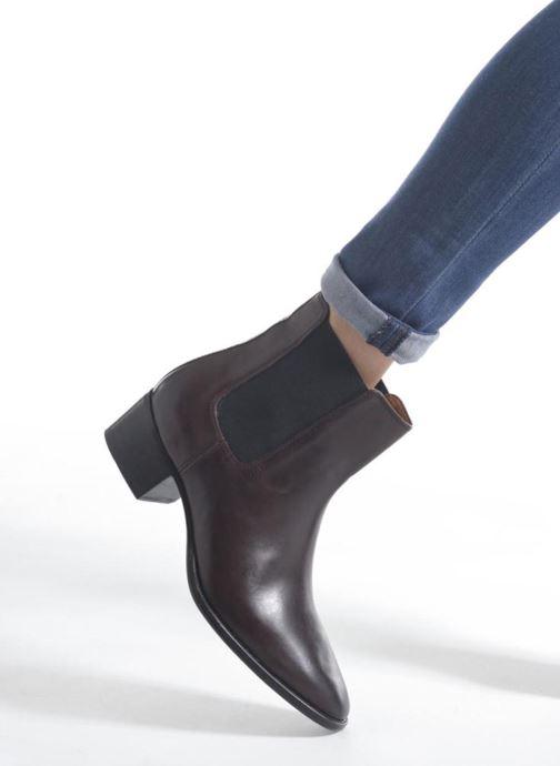 Boots en enkellaarsjes Frye Dara Chelsea Bruin onder