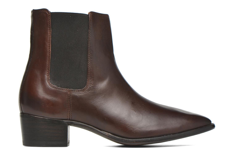 Bottines et boots Frye Dara Chelsea Marron vue derrière