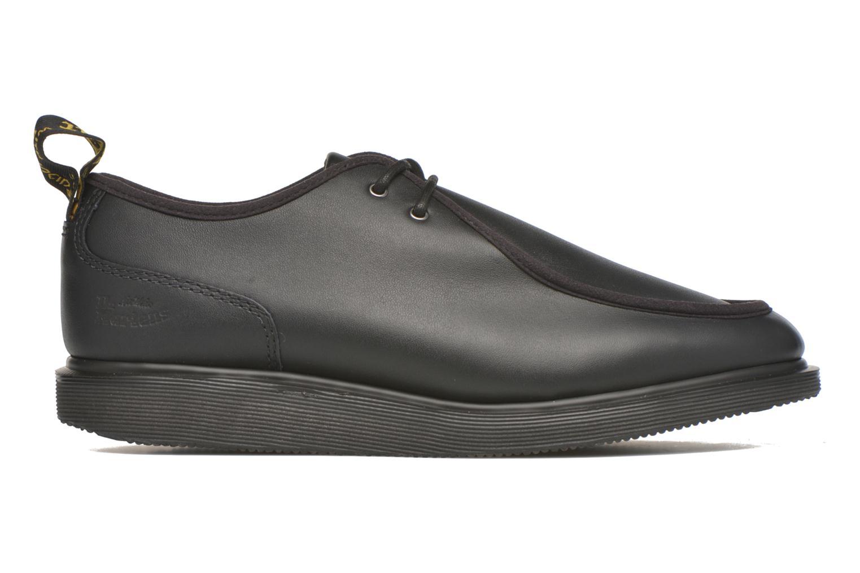 Chaussures à lacets Dr. Martens Leverton Noir vue derrière