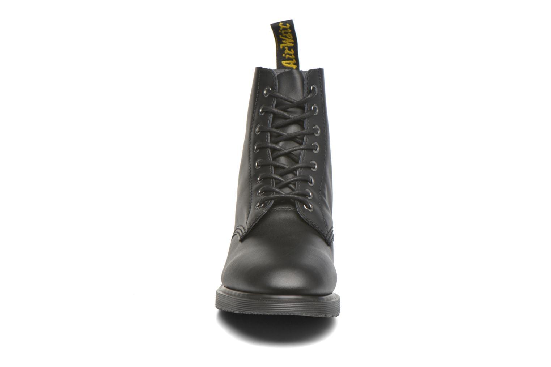 Bottines et boots Dr. Martens Whiton Noir vue portées chaussures