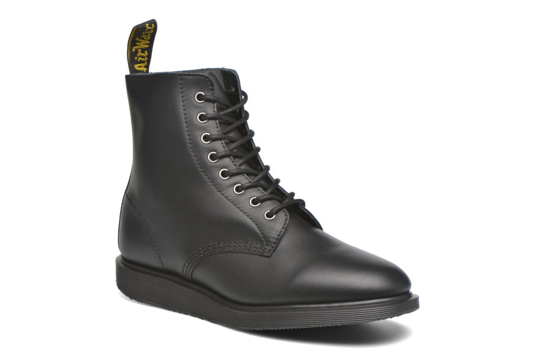 Bottines et boots Dr. Martens Whiton Noir vue détail/paire
