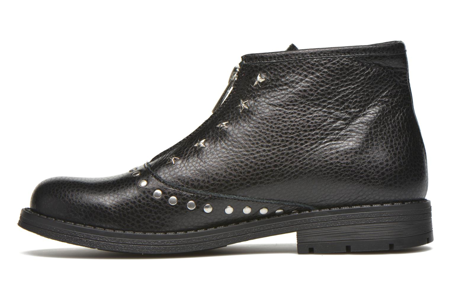 Ankle boots Yep Jasmin Black front view
