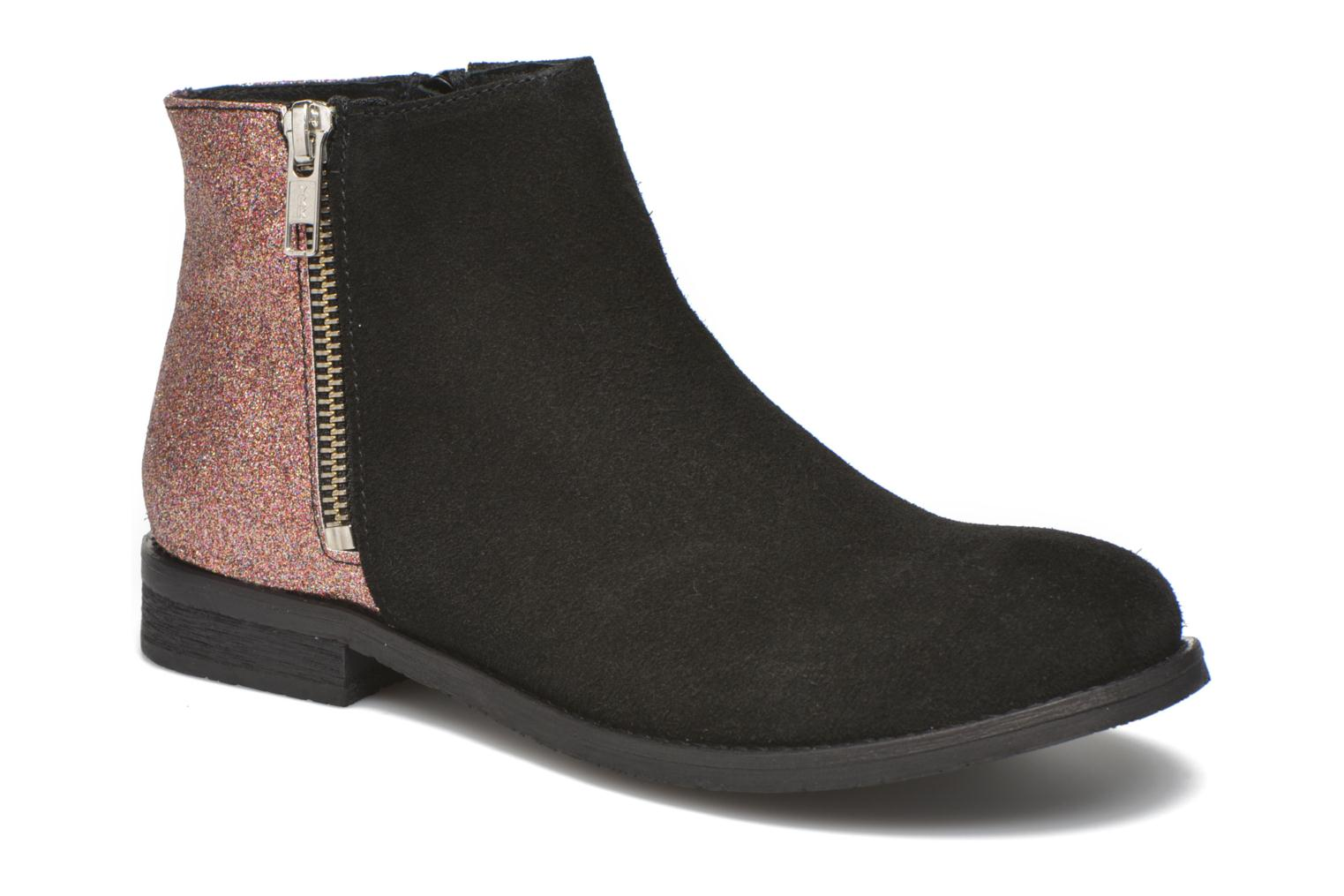 Ankle boots Yep Fabiola Black detailed view/ Pair view