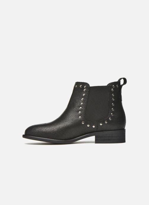 Boots en enkellaarsjes Yep Fostine Zwart voorkant