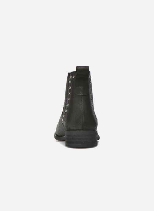 Bottines et boots Yep Fostine Noir vue droite