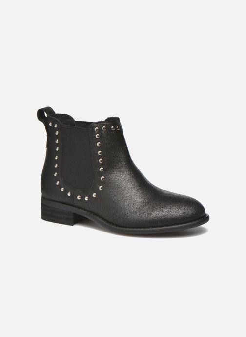 Ankelstøvler Yep Fostine Sort detaljeret billede af skoene