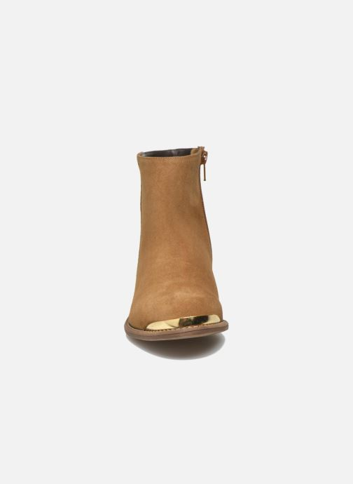 Ankelstøvler Yep Fanny Beige se skoene på