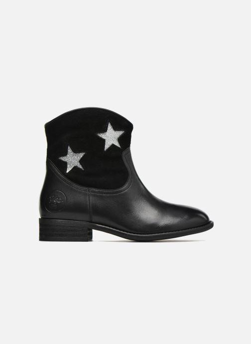 Bottines et boots Yep Farah Noir vue derrière