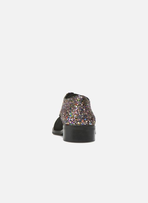 Zapatos con cordones Yep Georgine Multicolor vista lateral derecha