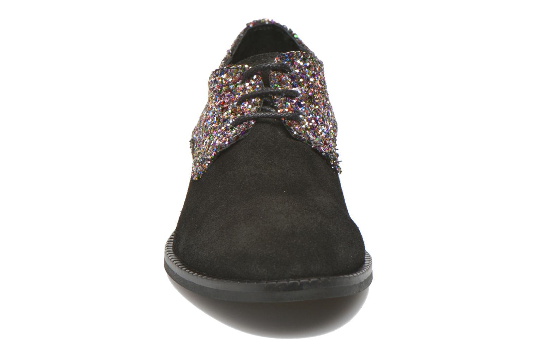 Chaussures à lacets Yep Georgine Multicolore vue portées chaussures