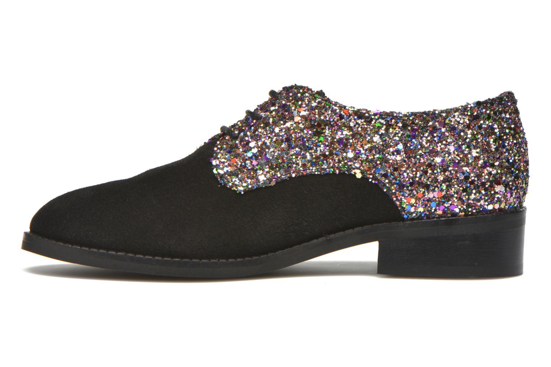 Chaussures à lacets Yep Georgine Multicolore vue face