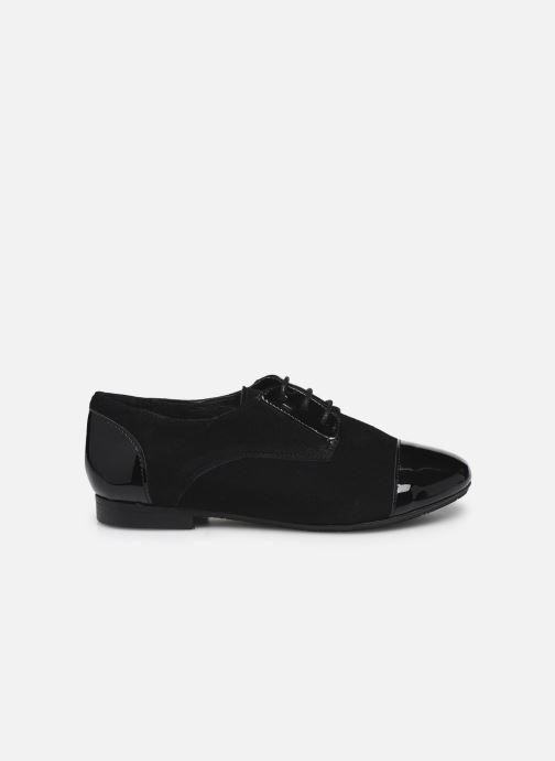 Chaussures à lacets Yep Florinda Noir vue derrière
