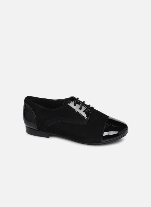 Chaussures à lacets Yep Florinda Noir vue détail/paire