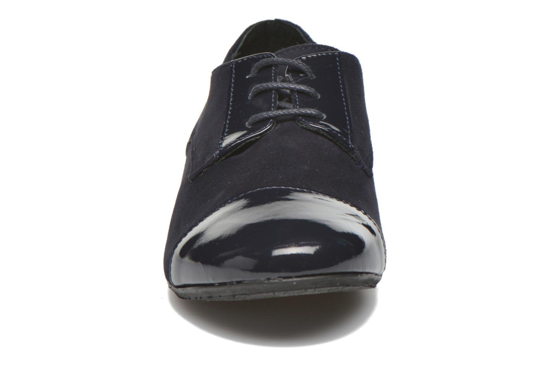 Chaussures à lacets Yep Florinda Bleu vue portées chaussures