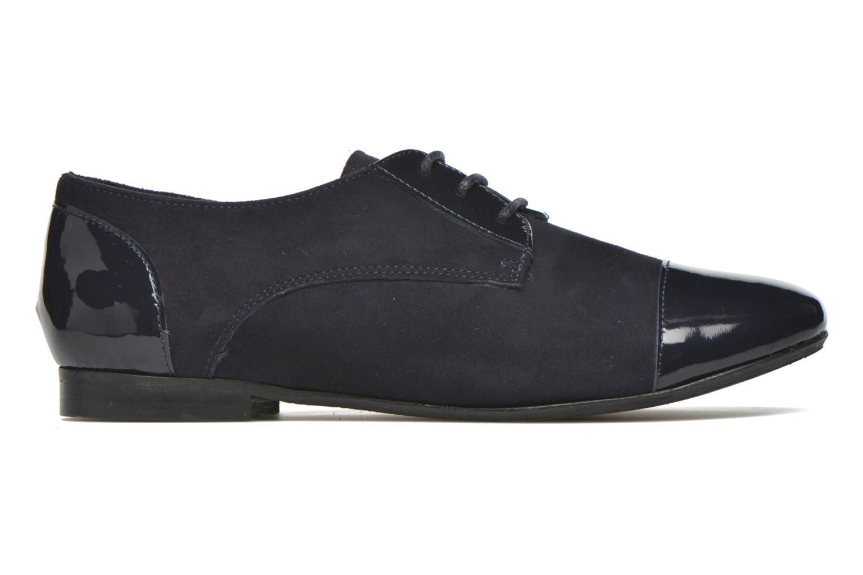 Chaussures à lacets Yep Florinda Bleu vue derrière