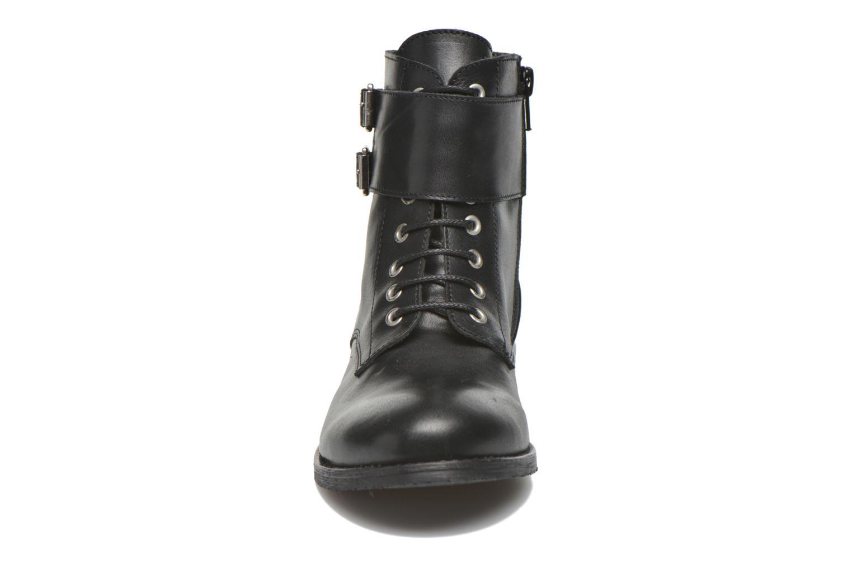 Bottines et boots Yep Alizee Noir vue portées chaussures
