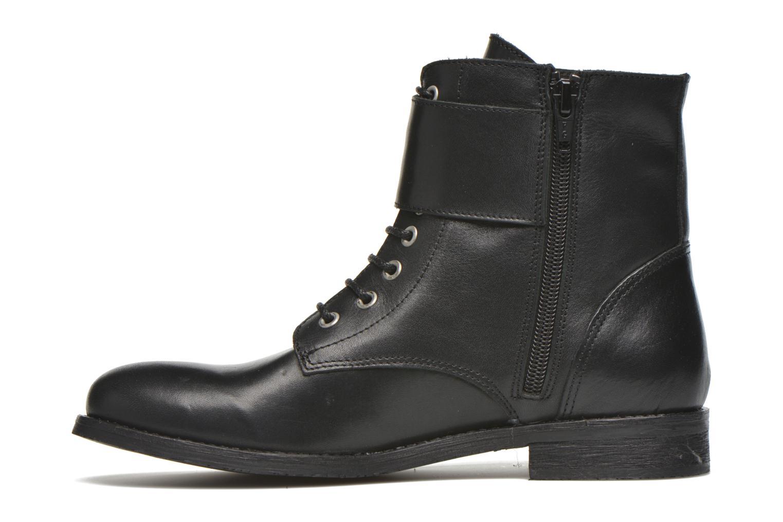 Bottines et boots Yep Alizee Noir vue face