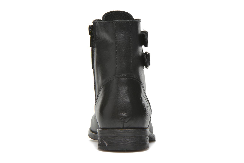 Bottines et boots Yep Alizee Noir vue droite