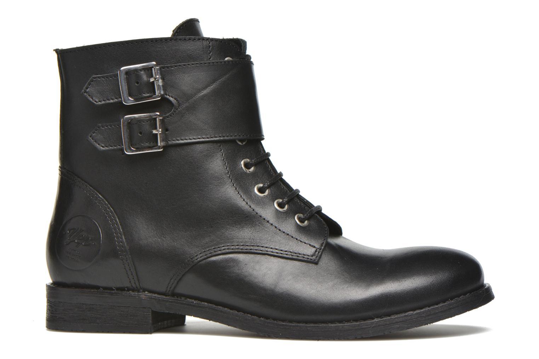 Bottines et boots Yep Alizee Noir vue derrière