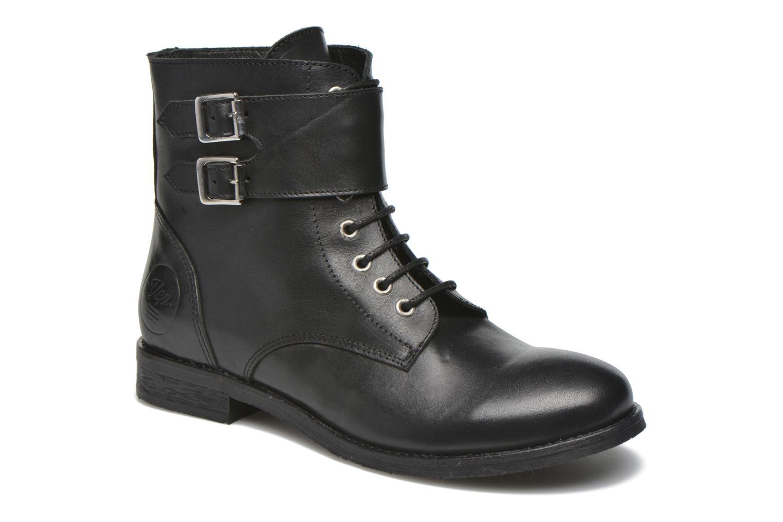 Bottines et boots Yep Alizee Noir vue détail/paire