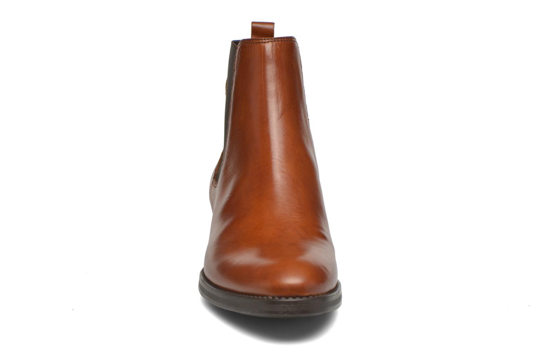 Bottines et boots Minelli Hedde Marron vue portées chaussures