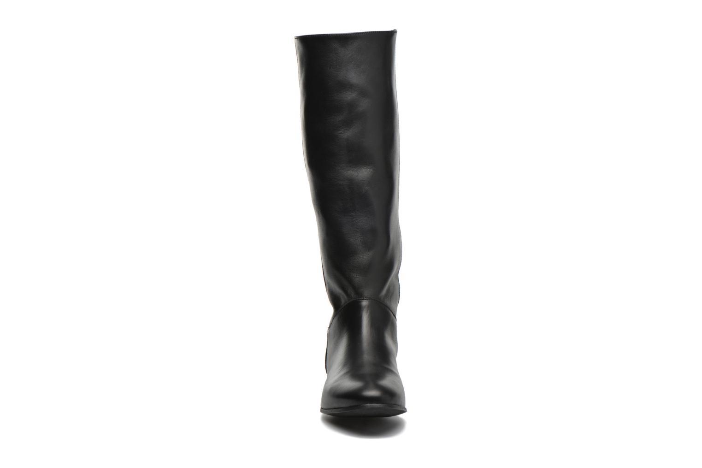 Stiefel Minelli Haulme schwarz schuhe getragen