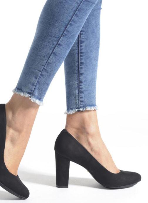 Zapatos de tacón Minelli Uljia Negro vista de abajo