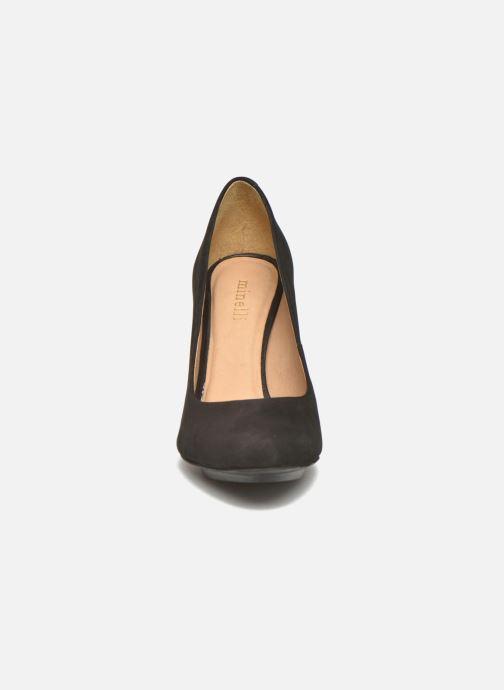 Escarpins Minelli Uljia Noir vue portées chaussures