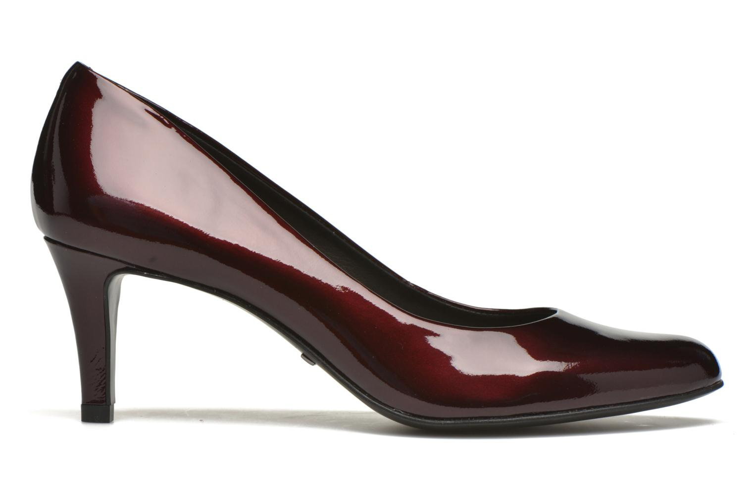 Pumps Minelli Volle Bordeaux achterkant
