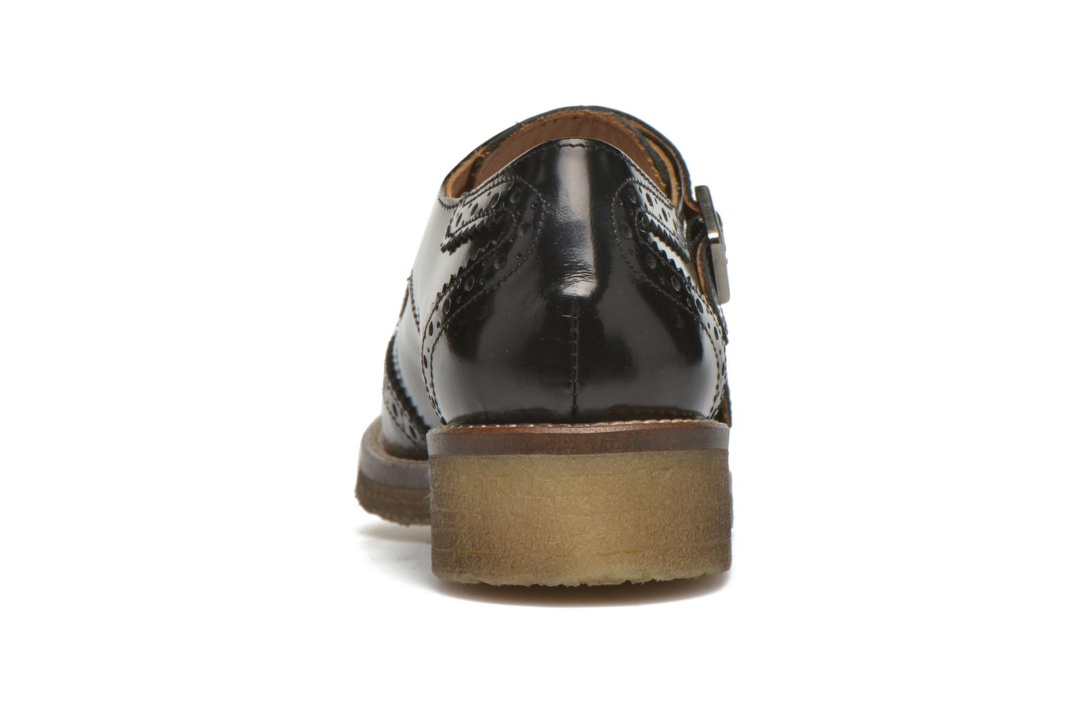 Loafers Minelli Baxe Black view from the right
