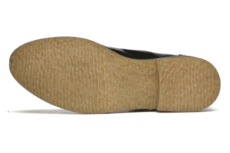 Loafers Minelli Baxe Svart bild från ovan