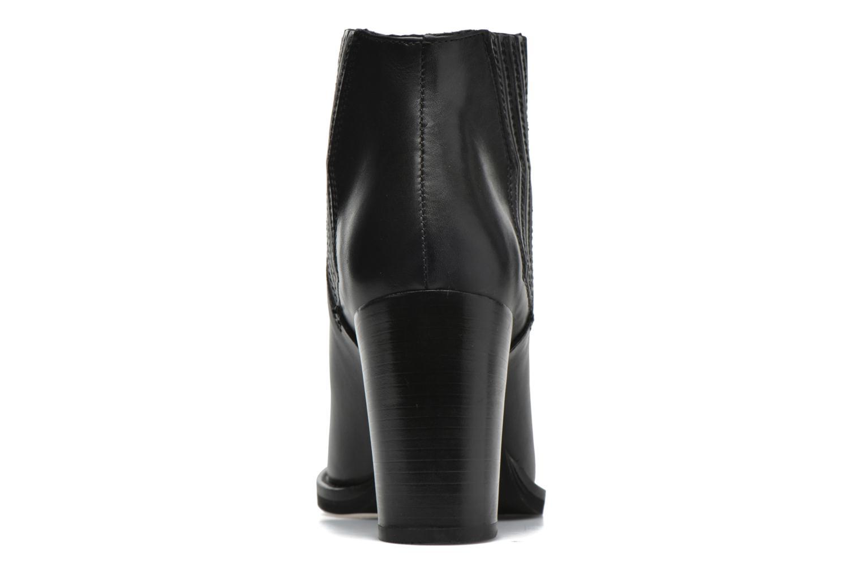 Bottines et boots Minelli Yllip Noir vue droite