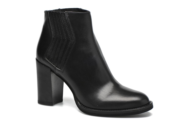 Bottines et boots Minelli Yllip Noir vue détail/paire