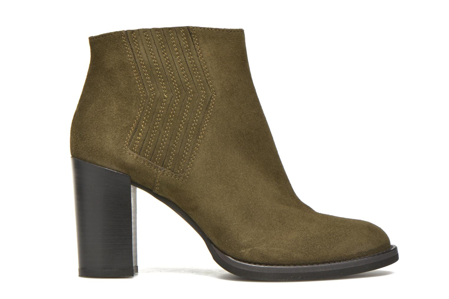 Ankle boots Minelli Yvare Green back view