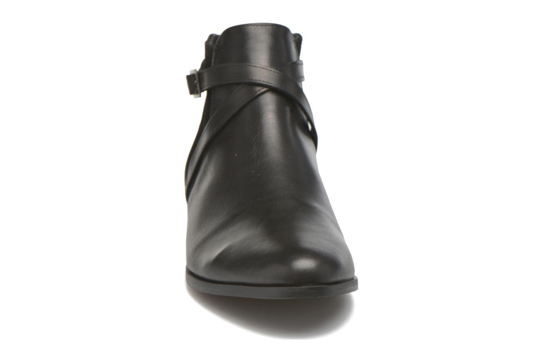 Bottines et boots Minelli Hilp Noir vue portées chaussures
