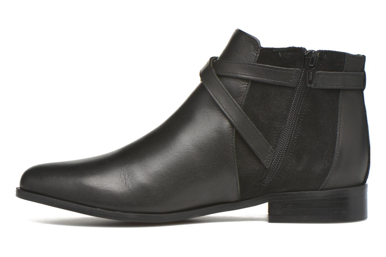 Stiefeletten & Boots Minelli Hilp schwarz ansicht von vorne