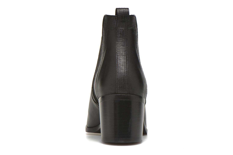 Bottines et boots Minelli Paula Noir vue droite
