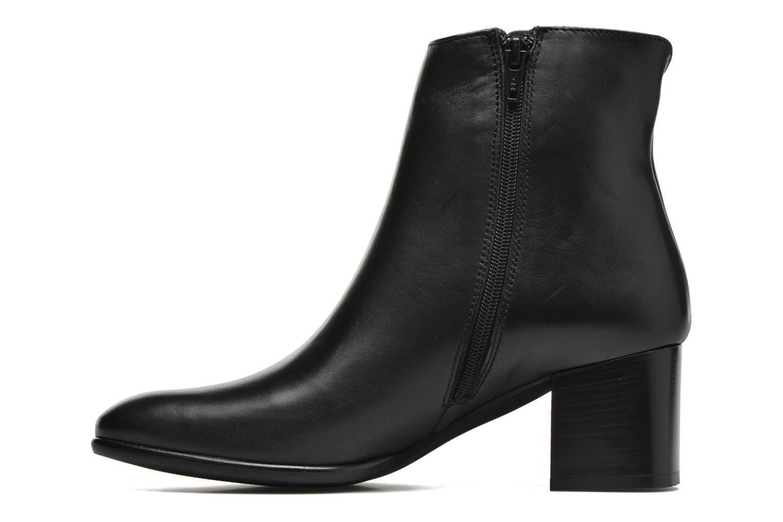 Boots en enkellaarsjes Minelli Golka Zwart voorkant