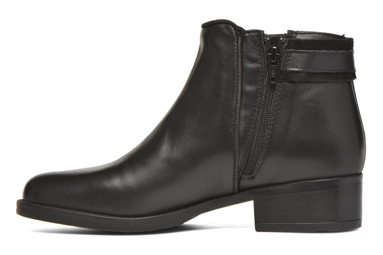 Bottines et boots Minelli Hovet Noir vue face