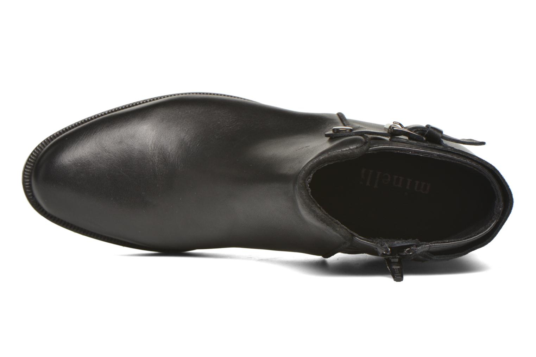 Bottines et boots Minelli Hovet Noir vue gauche