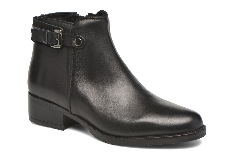 Bottines et boots Minelli Hovet Noir vue détail/paire