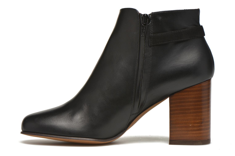Bottines et boots Minelli Gezial Noir vue face