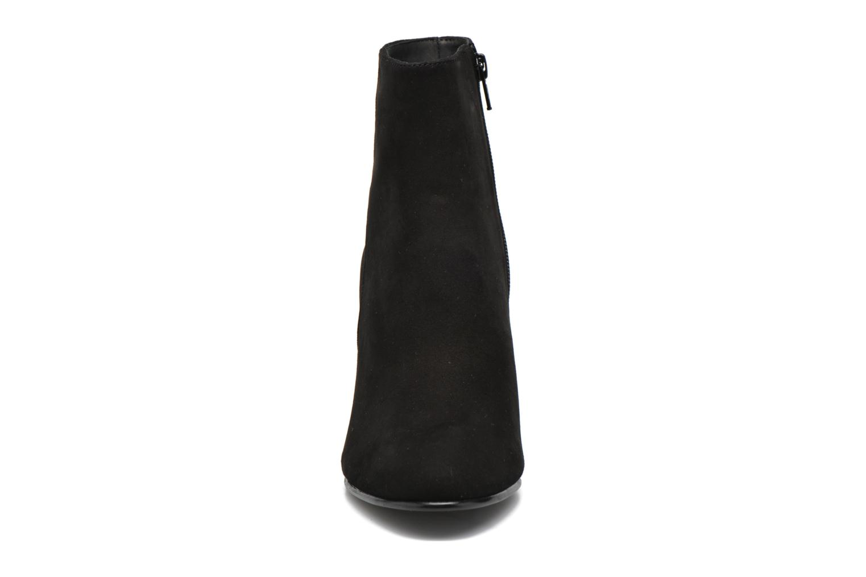 Bottines et boots Minelli Olba Noir vue portées chaussures