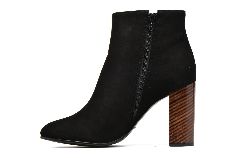 Bottines et boots Minelli Olba Noir vue face