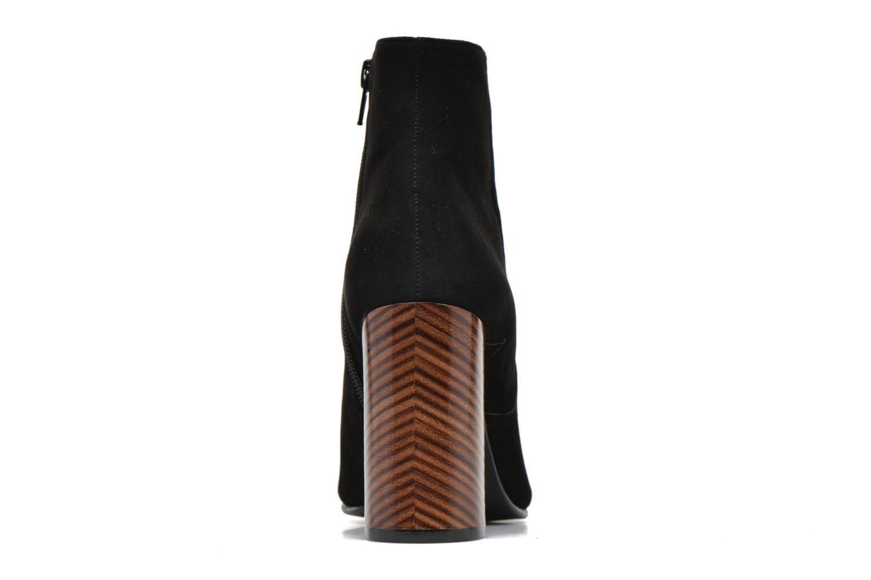 Bottines et boots Minelli Olba Noir vue droite
