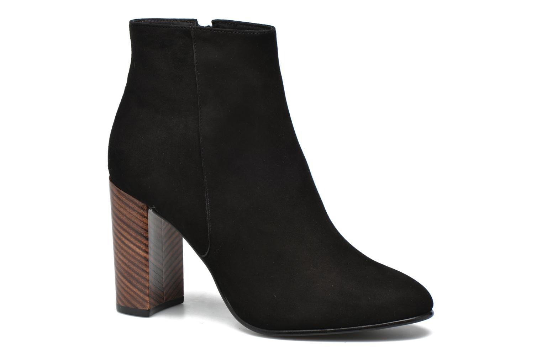 Bottines et boots Minelli Olba Noir vue détail/paire